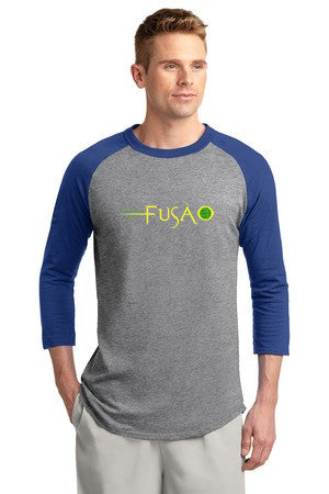 Fusào Colorblock Raglan Jersey - Player's Edge - Wisconsin - 2