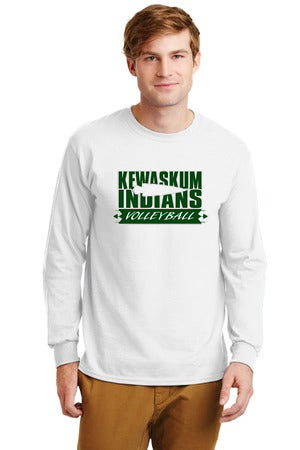 2017 Kewaskum Volleyball Long Sleeve Tee