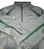 Power Green Bay Fusion 1/4 Jacket