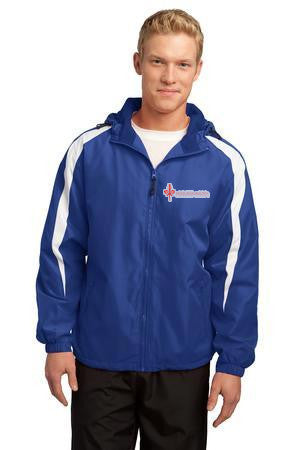 SPPCS Fleece-Lined Colorblock Jacket