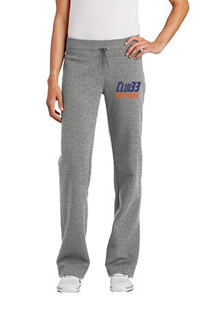 Club 33 Ladies Fleece Pant