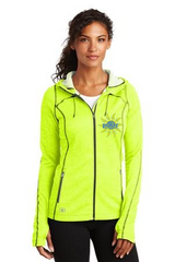 Beach Ladies Pursuit Endurance Full-Zip - Player's Edge - Wisconsin