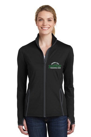 Power Green Bay Ladies Stretch Jacket