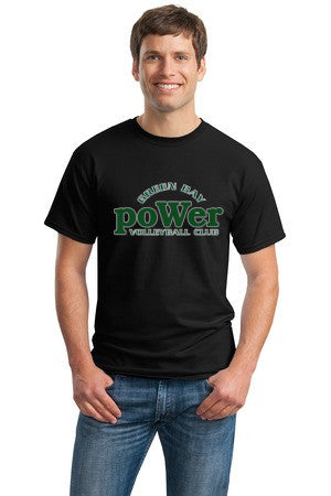 Power Green Bay Short Sleeve Tee
