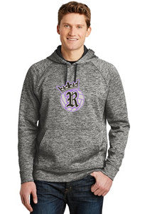 Reign Heathered Fleece Hoodie