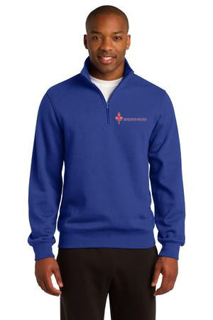 SPPCS 1/4-Zip Sweatshirt
