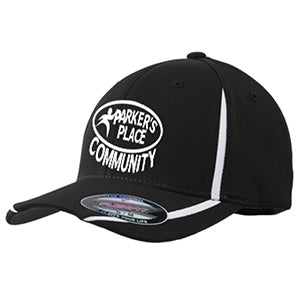 Parker's Place Flexfit Colorblock Cap
