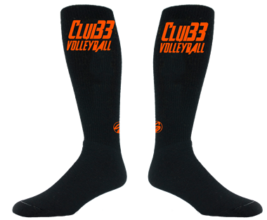 Club 33 Knee-High Team Sock
