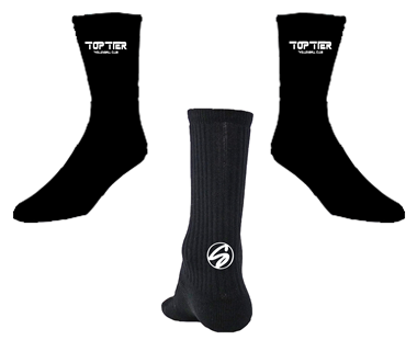 Top Tier Team Crew Sock