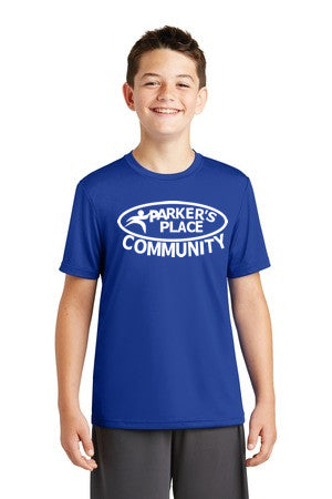 Parker's Place Youth Posicharge Tough Tee