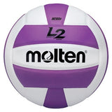 Molten L2 Volleyball - Player's Edge - Wisconsin - 9