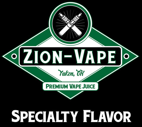 Trinity - 30ml Gorilla Bottle - Zion-Vape