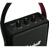 Marshall Stockwell II Portable Bluetooth Speaker (black)