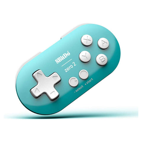 8Bitdo Zero 2 Bluetooth Gamepad for Nintendo Switch, Windows, MacOS and Android - GameShop Asia