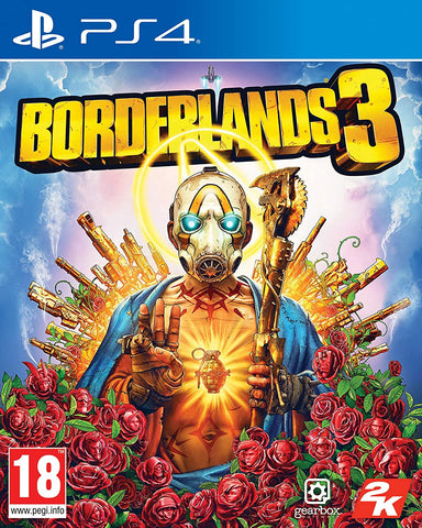 Borderlands 3 (PS4) - GameShop Asia