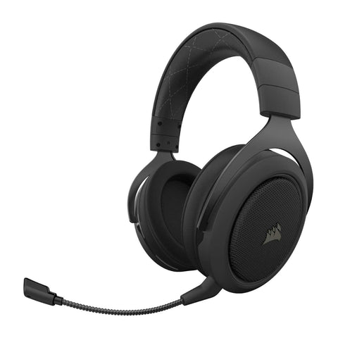 Corsair HS70 Pro Wireless Gaming Headset for PC Carbon - GameShop Asia