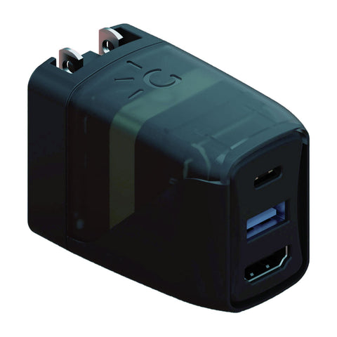 Genki Converter Dock with Global Travel Adaptor Pack