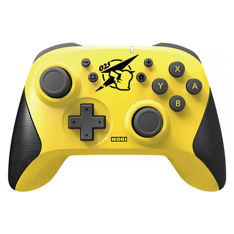 Hori Wireless Pad Controller for Nintendo Switch Pikachu Cool - GameShop Asia