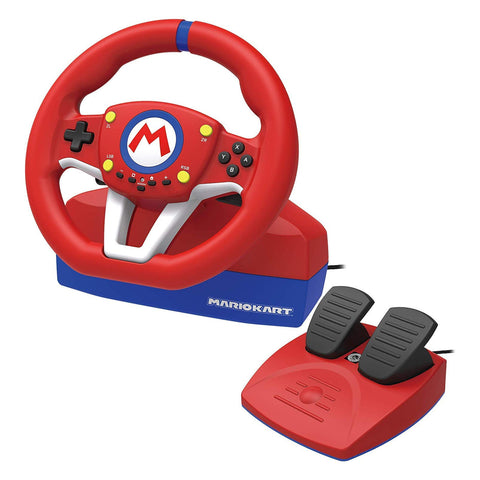 Hori Mario Kart Racing Wheel Pro Mini for Nintendo Switch - GameShop Asia