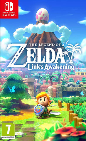 The Legend of Zelda: Link's Awakening (Nintendo Switch) - GameShop Asia