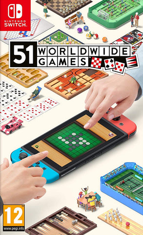 Clubhouse Games: 51 Worldwide Classics (Nintendo Switch) - GameShop Asia