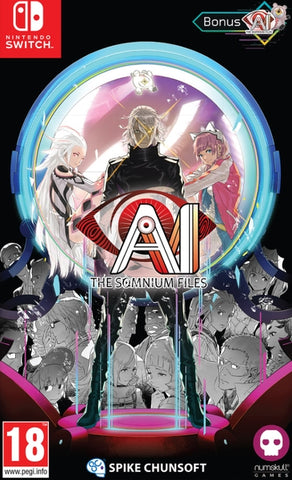 AI: The Somnium Files (Nintendo Switch) - GameShop Asia
