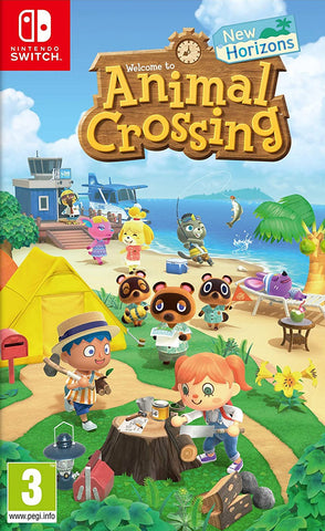 Animal Crossings New Horizons (Nintendo Switch) - GameShop Asia