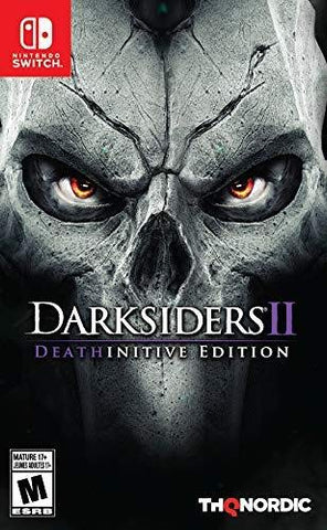 Darksiders 2 Deathinitive Edition (Nintendo Switch) - GameShop Asia