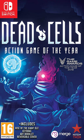 Dead Cells Action Game of the Year (Nintendo Switch)