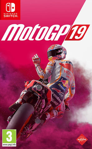 MotoGP 19 (Nintendo Switch) - GameShop Asia