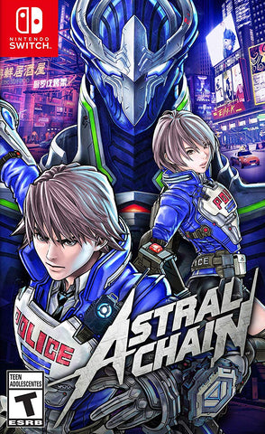 Astral Chain (Nintendo Switch) - GameShop Asia