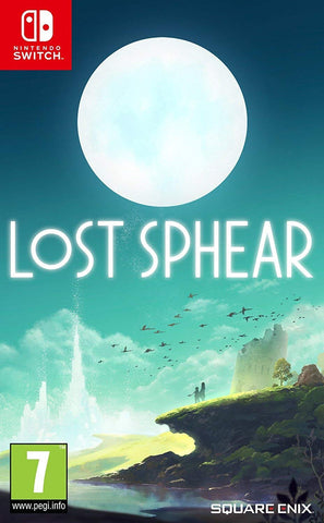 Lost Sphear (Nintendo Switch) - GameShop Asia