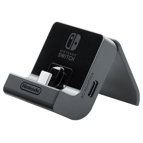 Nintendo Adjustable Charging Stand for Nintendo Switch - GameShop Asia