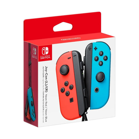 Nintendo Switch Joy-Con (L/R) - GameShop Asia