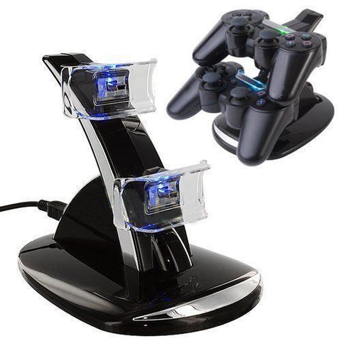 OTVO PlayStation 4 Controller Charging Stand - GameShop Asia