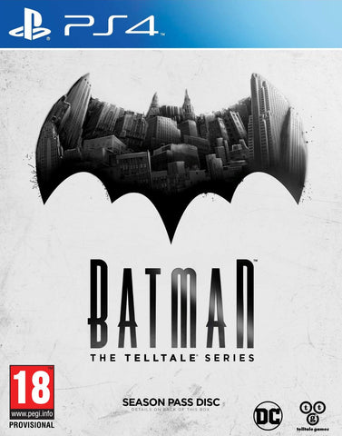 Batman: The Telltale Series (PS4) - GameShop Asia