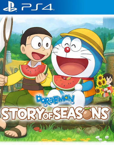 Doraemon Story of Seasons (PS4/Asia) - GameShop Asia