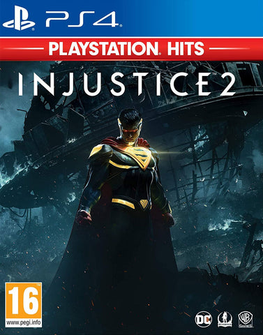 Injustice 2 (PS4) - GameShop Asia