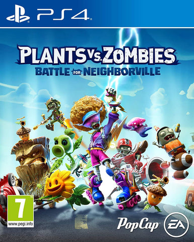 Plants Vs Zombies: Battle For Neighborville (PS4) - GameShop Asia