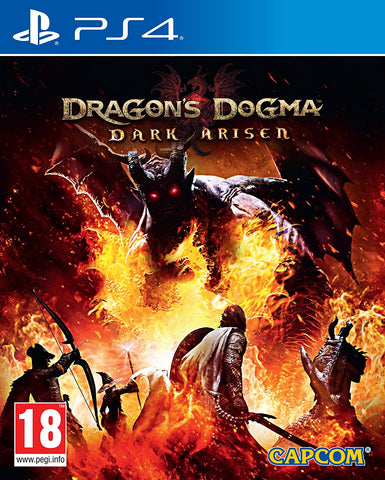 Dragon's Dogma Dark Arisen (PS4) - GameShop Asia