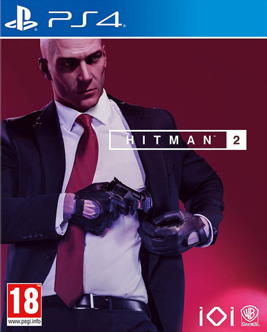 Hitman 2 (PS4) - GameShop Asia