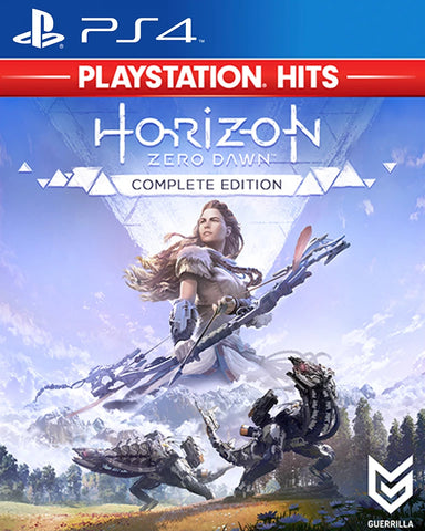 Horizon Zero Dawn: Complete Edition (PS4)