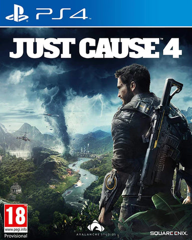 Just Cause 4 (PS4) - GameShop Asia