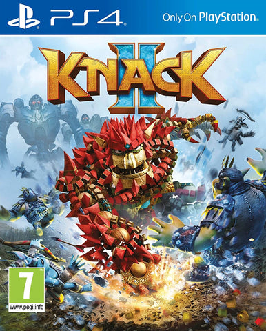 Knack 2 (PS4) - GameShop Asia