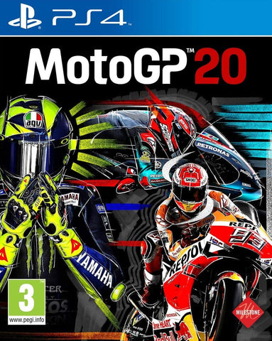 MotoGP 20 (PS4) - GameShop Asia