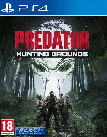 Predator: Hunting Grounds (PS4) - GameShop Asia