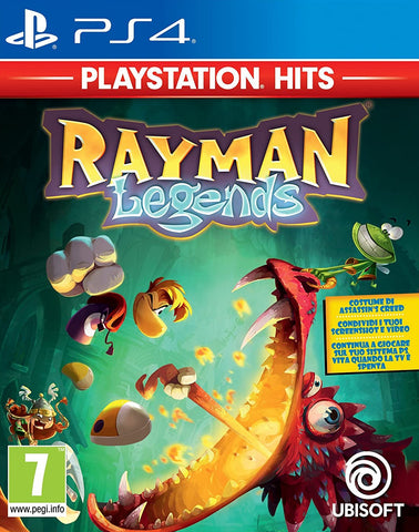 Rayman Legends (PS4) - GameShop Asia