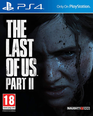 The Last of Us Part II (PS4) - GameShop Asia