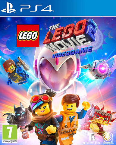 The Lego Movie 2 Videogame (PS4) - GameShop Asia