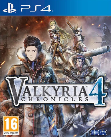 Valkyria Chronicles 4 (PS4) - GameShop Asia